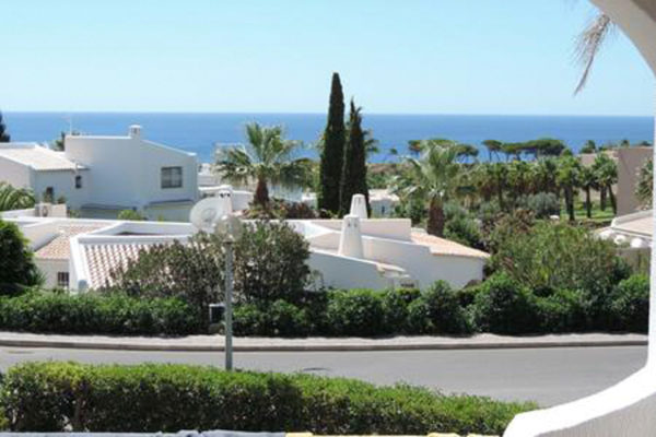 Sea view apartment in Albufeira