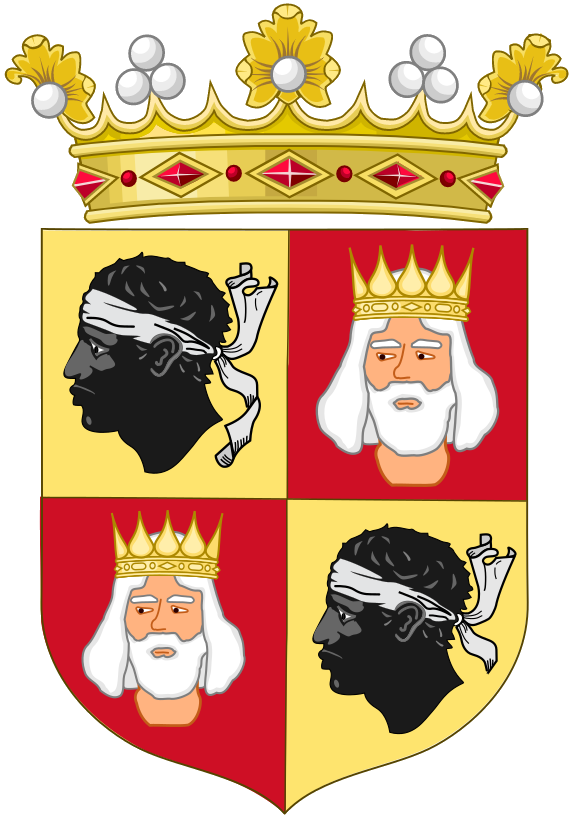 Algarve Kingdom Coat of Arms