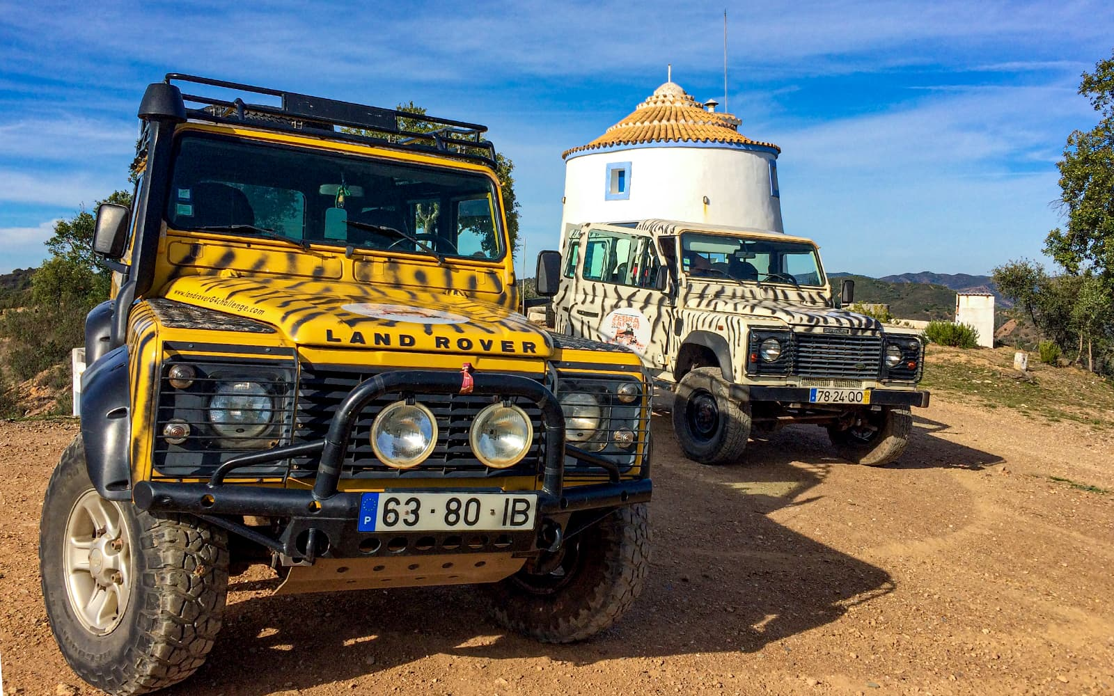Jeep Safari Tour – Full Day