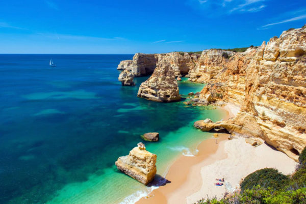 Gorgeous beach in Algarve